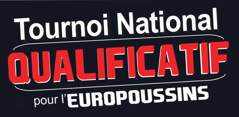 logo national qualificatif europoussins pleudihen