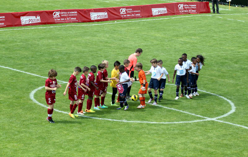 europoussins 2014 fair play metz tottenham